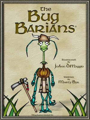 cover image of The Bug Barians® Adventures In City Park